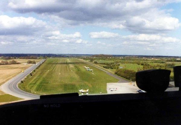 Egsr Earls Colne Airfield