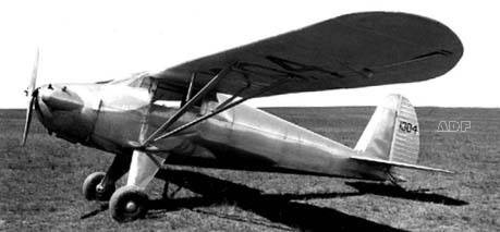 Luscombe Aircraft History Performance And Specifications