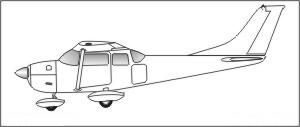 Megapost Cessna 182