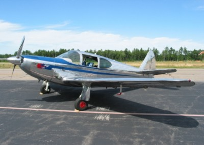 Globe Swift Aircraft history performance and specifications