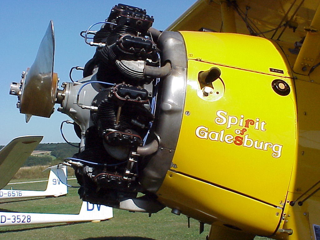 Stearman Aircraft history performance and specifications