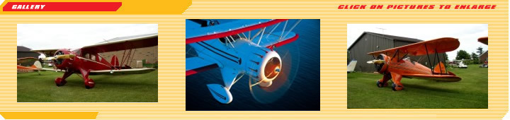Waco Aircraft history performance and specifications