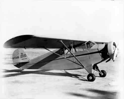Rearwin Sportster aircraft specifications and performance