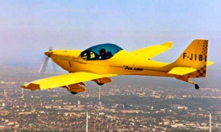 The FK14 Polaris Light Plane distinguishes itself not only because of its