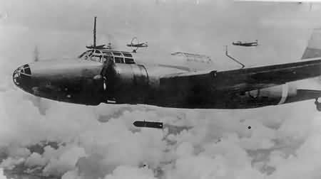 Mitsubishi Ki 21 Sally