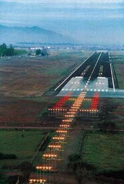 Runway Marking And Lighting - Airport lighting diagram