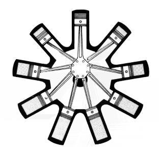 radial aero engines