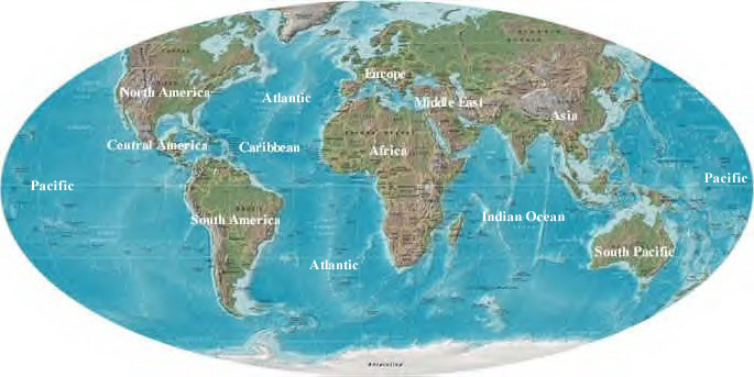 World atlas of maps flags and geography facts and figures gumiabroncs Choice Image