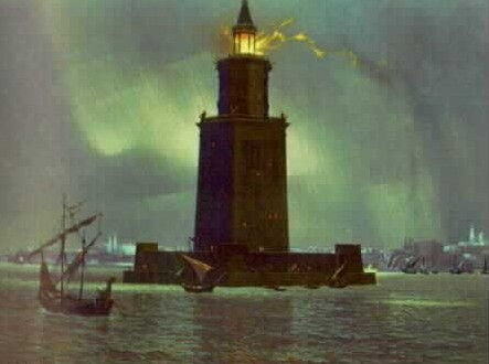 Great Lighthouse at Alexandria
