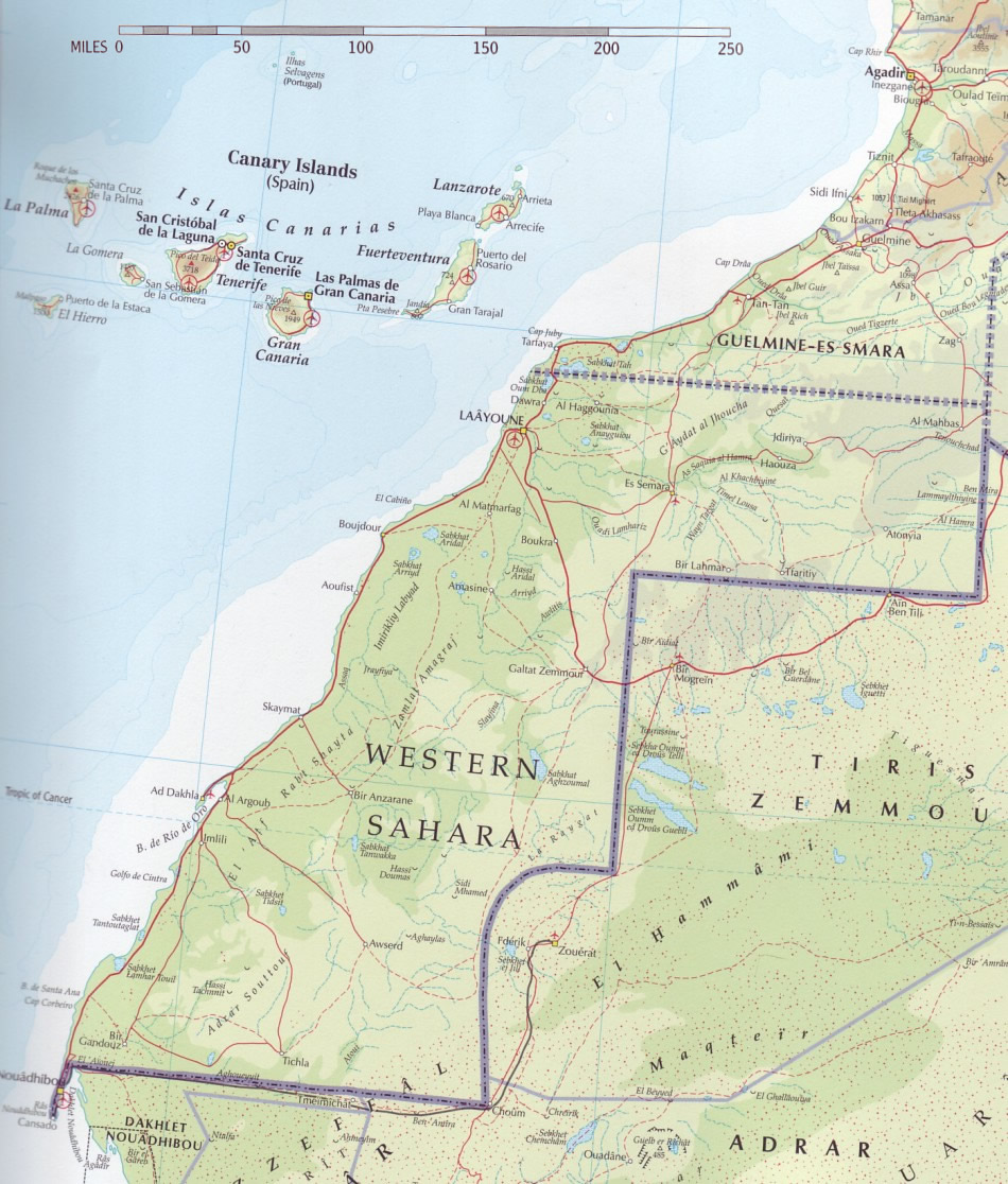 physical maps of africa with West 20sahara on Map furthermore Russia And The Republics Political Map furthermore Lyon as well Tanzania in addition Girona.